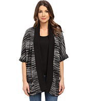Three Dots - Janet Rolled Sleeve Cardigan