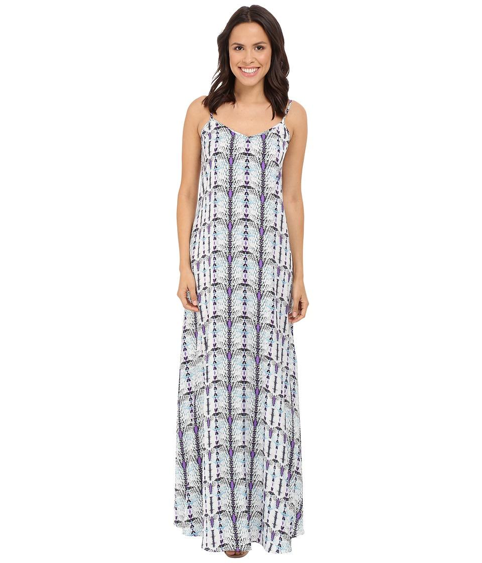 Tart Florence Maxi Dress Geometric Python Womens Dress