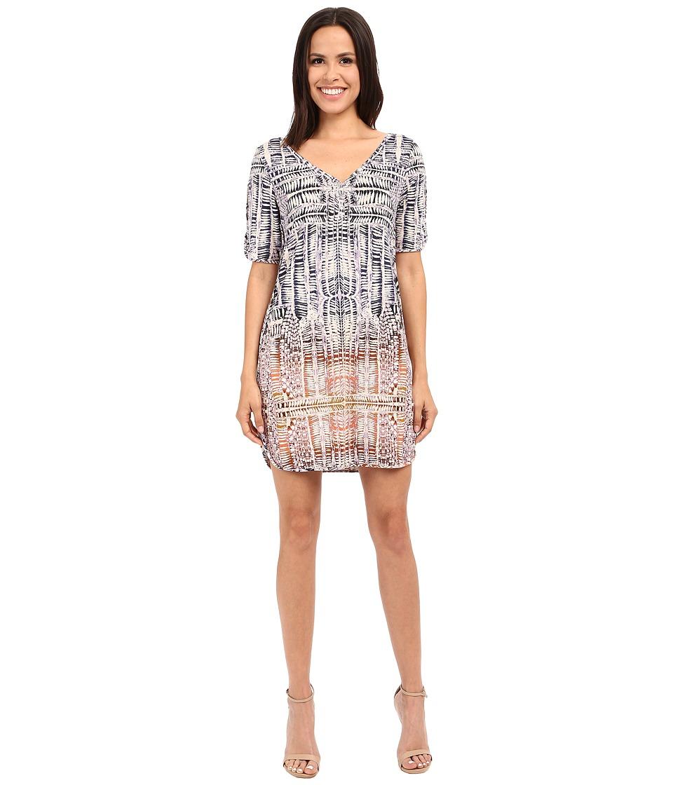 Tart Farren Dress Sunset Lattice Womens Dress