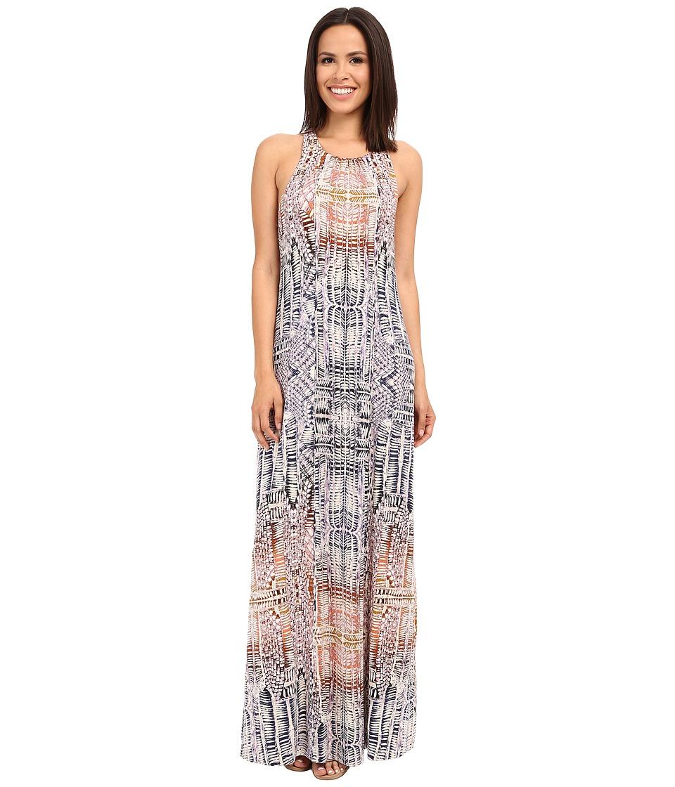 Tart Gracen Maxi Dress Sunset Lattice Womens Dress