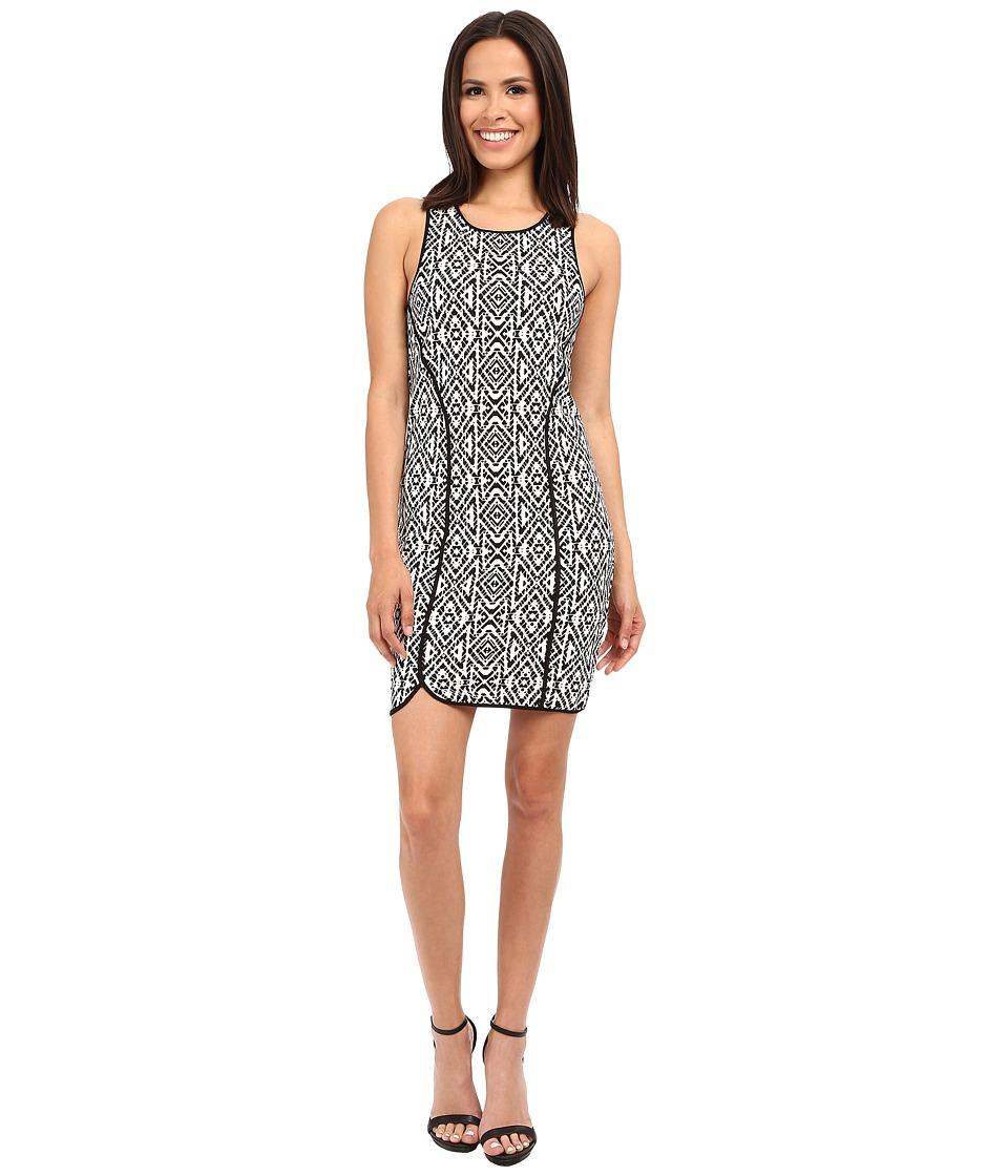 Tart Joslyn Dress Stamped Geo Womens Dress