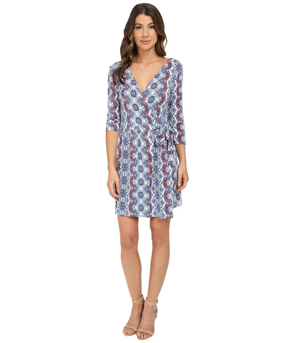 Tart Isabella Dress Woodblock Stripe Womens Dress