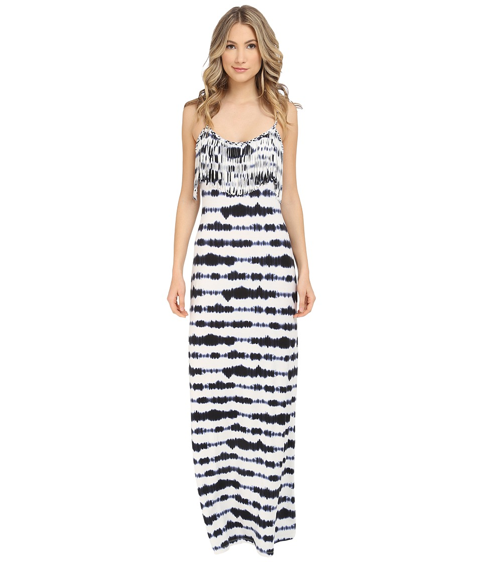 Tart Bernice Maxi Dress Large Dyed Stripe Womens Dress