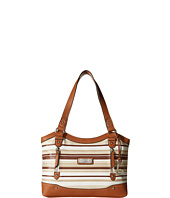 b.o.c. - Vera Cruz Scooped Out Shopper Tote Stripe