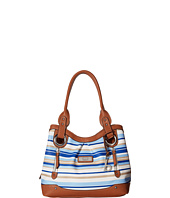 b.o.c. - Vera Cruz North/South Shopper Tote Stripe