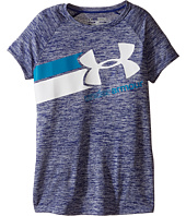 Under Armour Kids - Novelty Fast Lane Short Sleeve Tee (Big Kids)