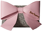 Betsey Johnson Big Bow Chic Large Bow Clutch (Blush)