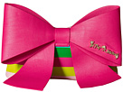 Betsey Johnson Big Bow Chic Large Bow Clutch (Multi)