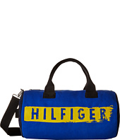 Tommy Hilfiger - Hilfiger Duffles-Duffel-Washed Canvas w/ PU Trim