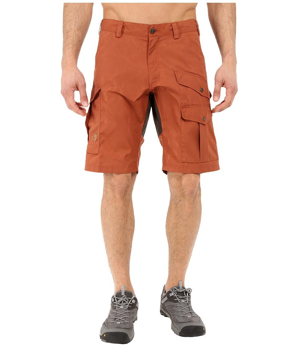 Fj llr ven Barents Pro Shorts Rust/Mountain Grey Mens Shorts