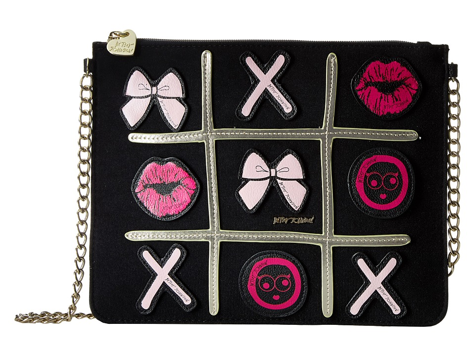 Betsey Johnson - Kitch Crossbody Xoxo