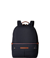 Tommy Hilfiger - Ethan-Backpack-Nylon Twill w/ Leather