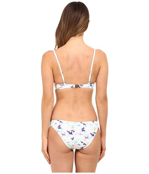 emporio armani push up bikini white. Black Bedroom Furniture Sets. Home Design Ideas