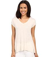 Bobeau - Violet Space Dye T-Shirt