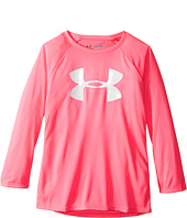 Under Armour Kids - UA Big Logo Long Sleeve Tee (Big Kids)