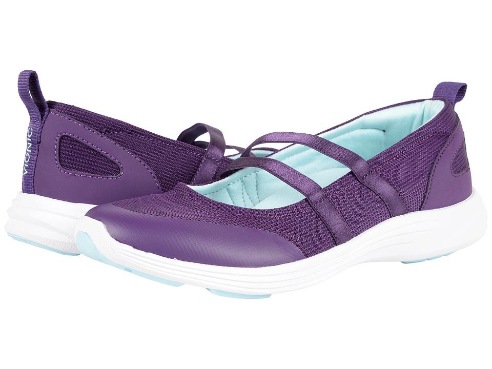 VIONIC Agile Opal Slip-On (Purple) Women