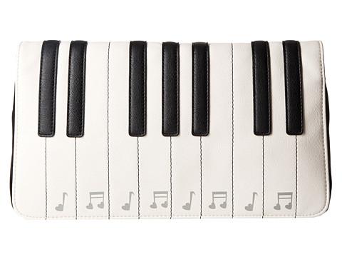Betsey Johnson Kitch Piano Clutch