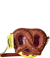 Betsey Johnson - Kitch Pretzal Crossbody