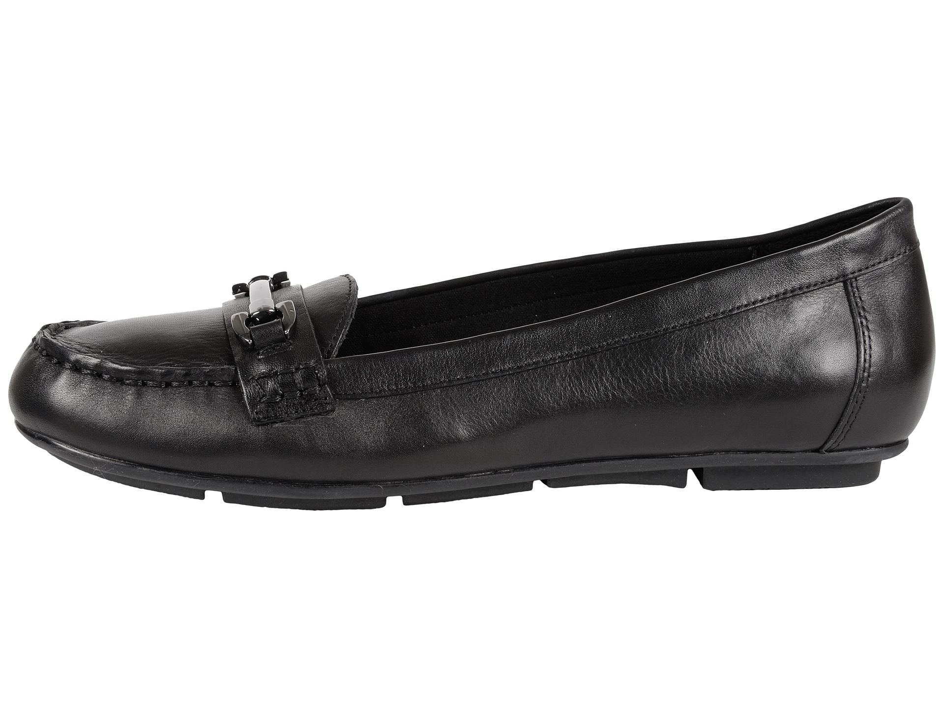 VIONIC Chill Kenya Loafer Black - Zappos.com Free Shipping BOTH Ways