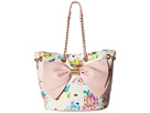Betsey Johnson Still Hopelessly Romantic Bucket (Floral)