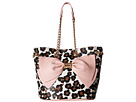 Betsey Johnson Still Hopelessly Romantic Bucket (Leopard)