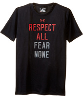 Under Armour Kids - Fear None Short Sleeve T-Shirt (Big Kids)