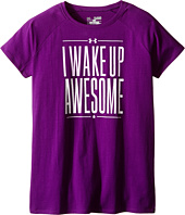Under Armour Kids - I Wake Up Awesome (Big Kids)
