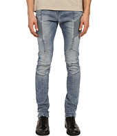 Pierre Balmain - Faded Biker Jeans