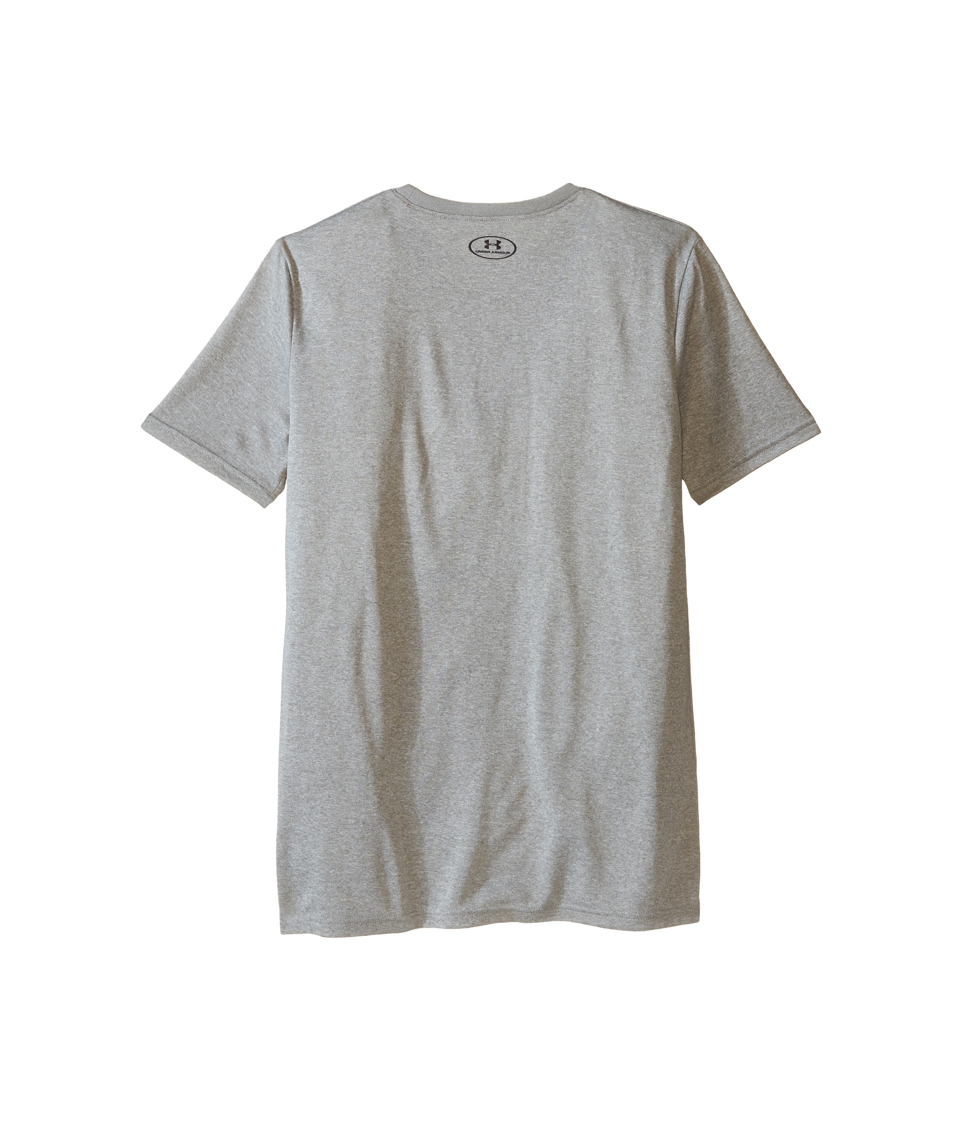 Under armour kids never lose short sleeve t shirt big for Under armour shirts for kids