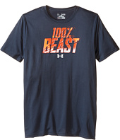 Under Armour Kids - Unleash the Beast Short Sleeve T-Shirt (Big Kids)