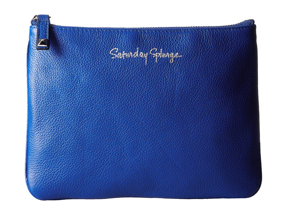 Rebecca Minkoff - Kerry Pouch - Saturday Splurge (Cobalt) Travel Pouch