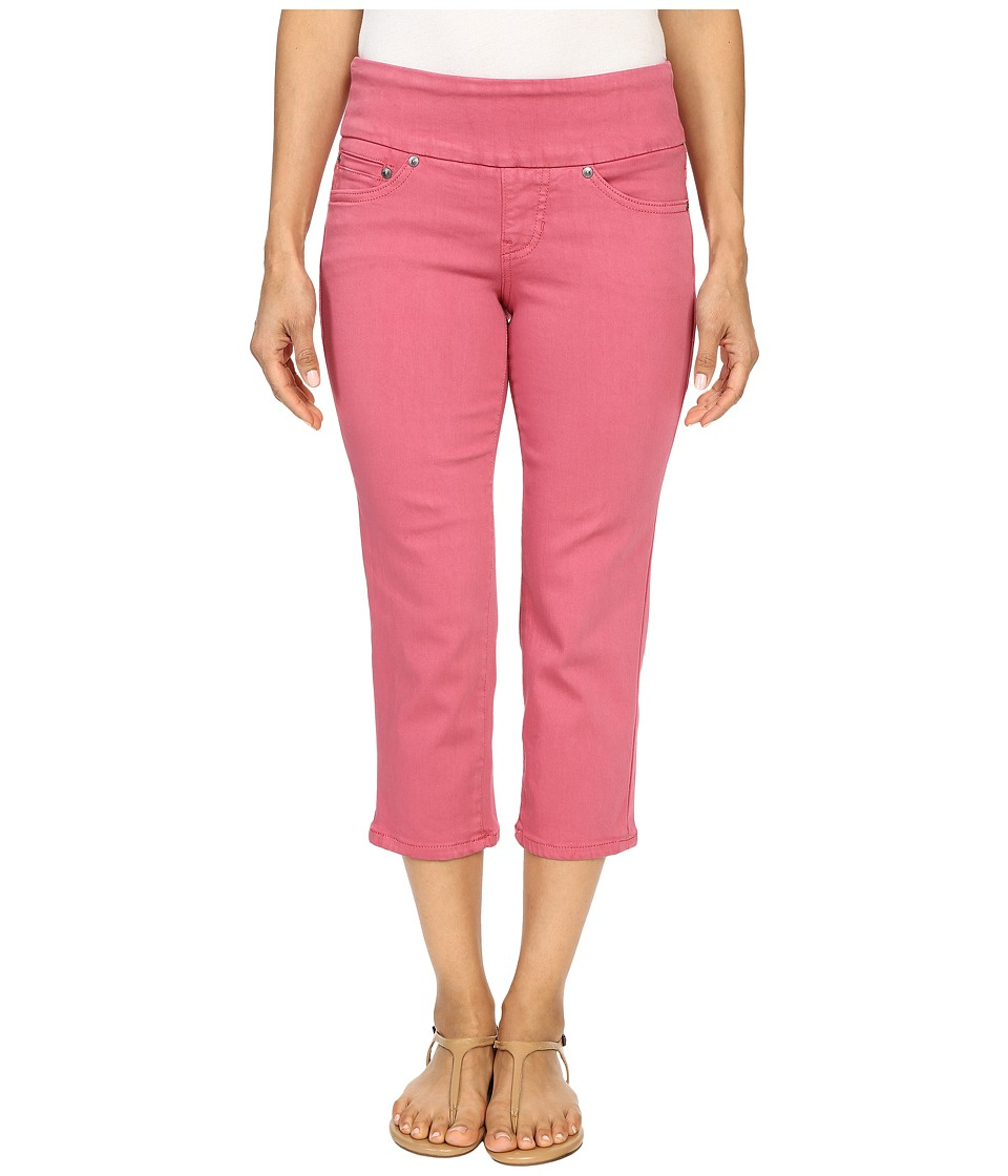 Jag Jeans Petite Petite Echo Crop in Dolce Twill Blossom Womens Jeans