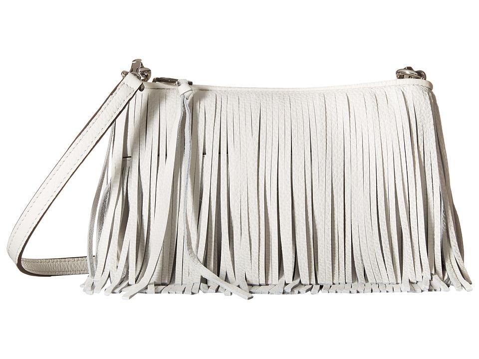 Rebecca Minkoff - Finn Crossbody (White 1) Cross Body Handbags