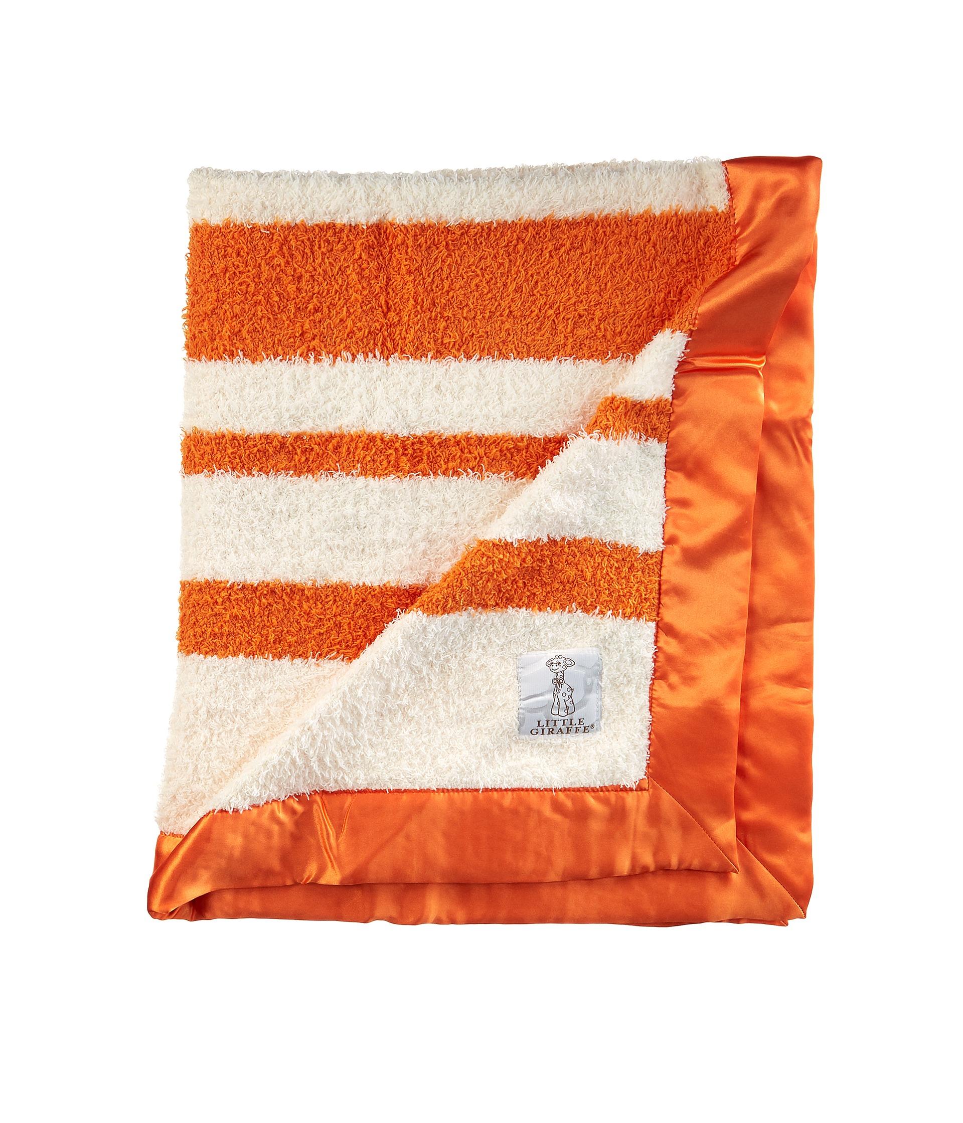 Giraffe Baby Blanket Knitting Pattern : Little Giraffe Chenille Knit Baby Blanket at Zappos.com