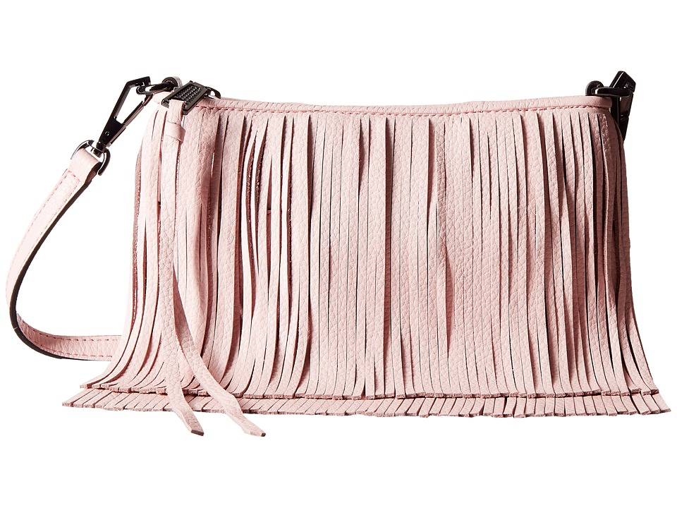 Rebecca Minkoff - Finn Crossbody (Pale Blush) Cross Body Handbags