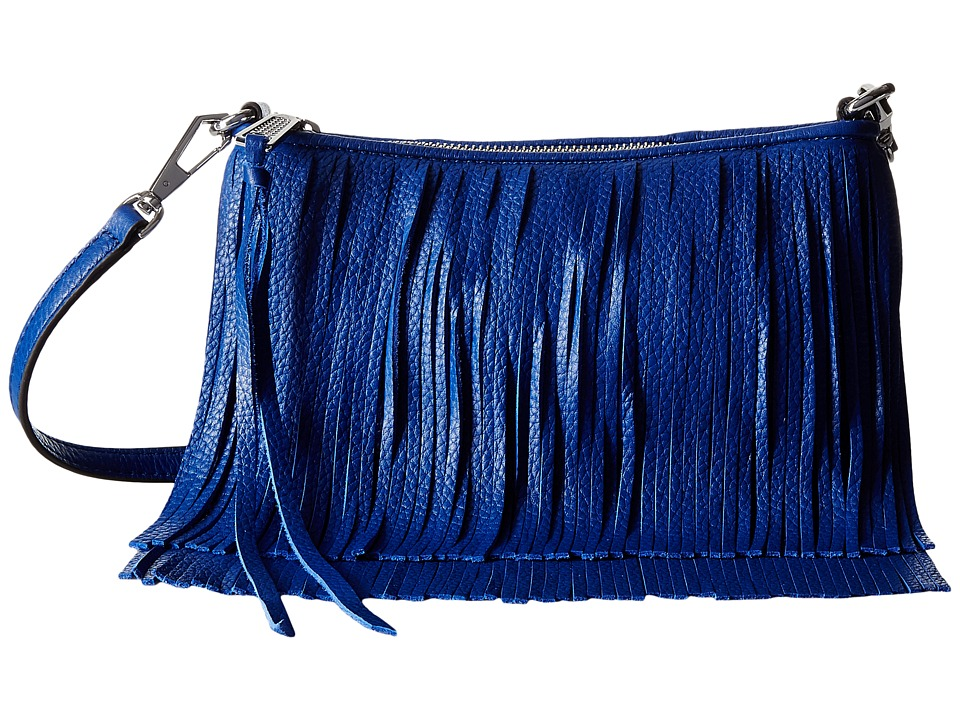 Rebecca Minkoff - Finn Crossbody (Cobalt) Cross Body Handbags