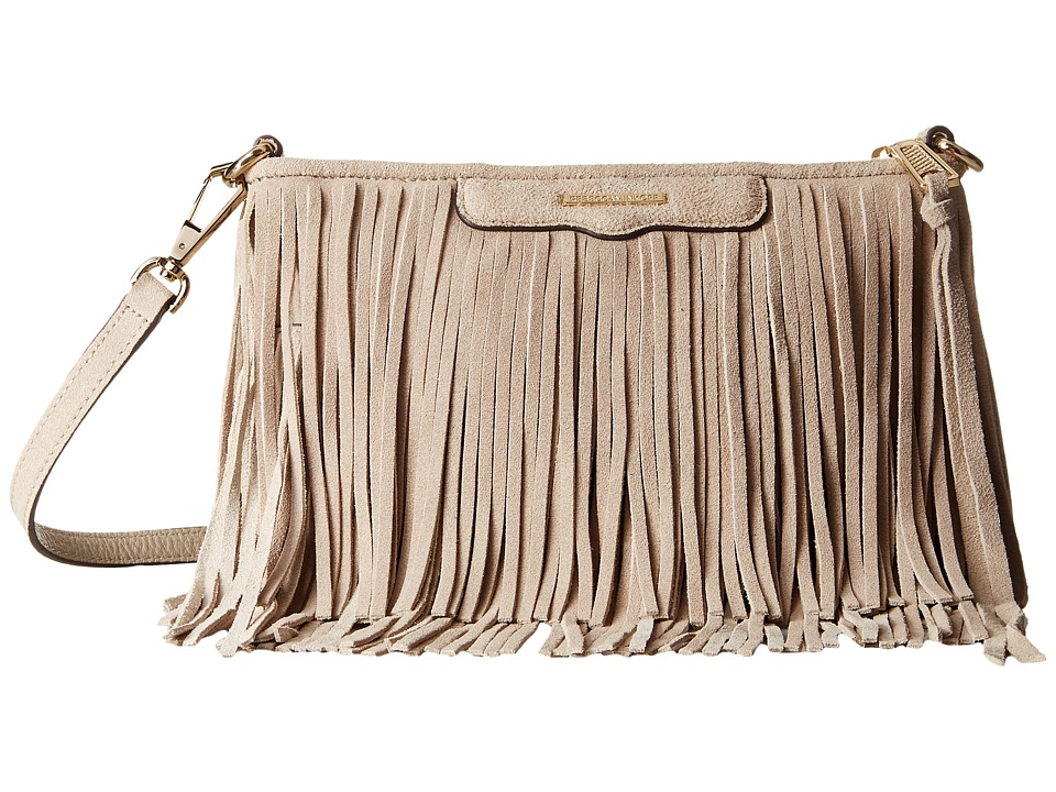 Rebecca Minkoff - Finn Crossbody (Khaki) Cross Body Handbags