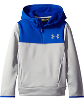 Under Armour Kids - Armour Fleece Storm 1/4 Hoodie (Big Kids)
