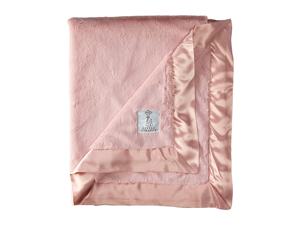 Little Giraffe Luxe Baby Blanket (Lotus) Sheets Bedding