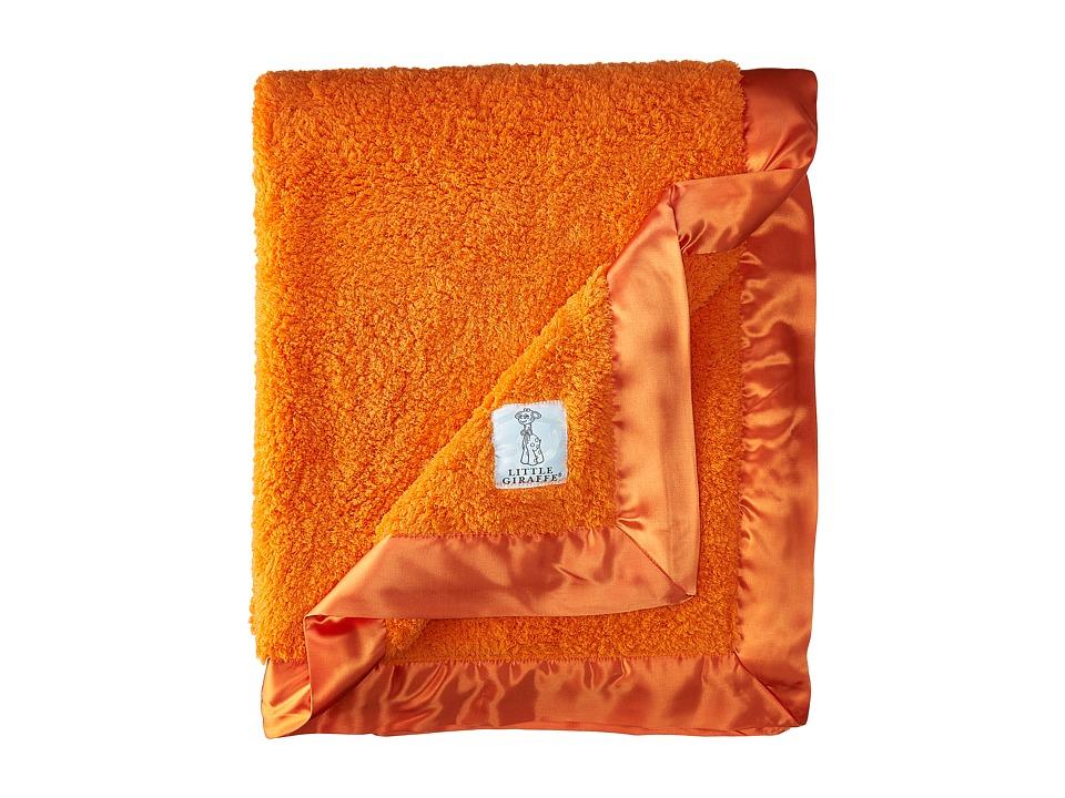 Little Giraffe Chenille Baby Blanket Poppy Sheets Bedding