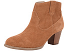 VIONIC Upright Windom Western Ankle Boot (Saddle)