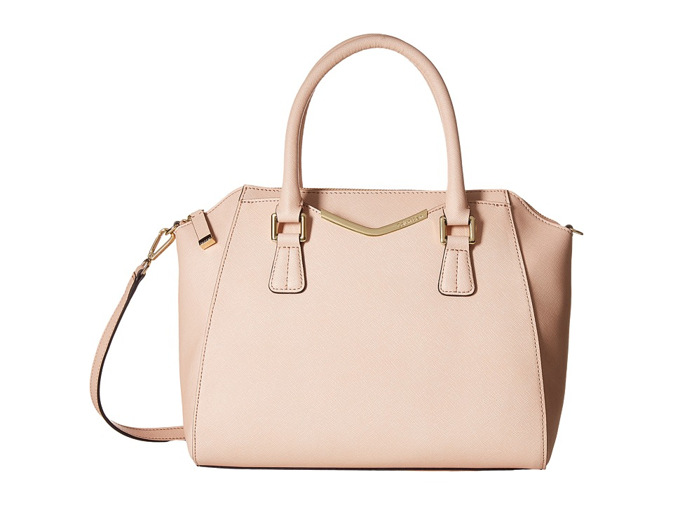 Calvin Klein - Saffiano Satchel (Intimate) Satchel Handbags