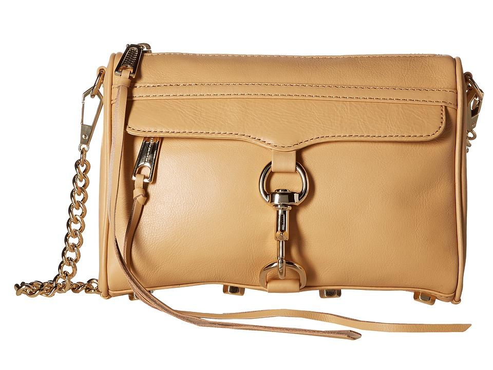 Rebecca Minkoff Mini Mac Biscuit 1 Cross Body Handbags