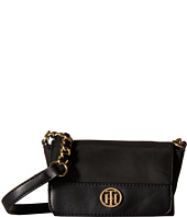 Tommy Hilfiger - Lucie - Nylon/Smooth Flap Crossbody