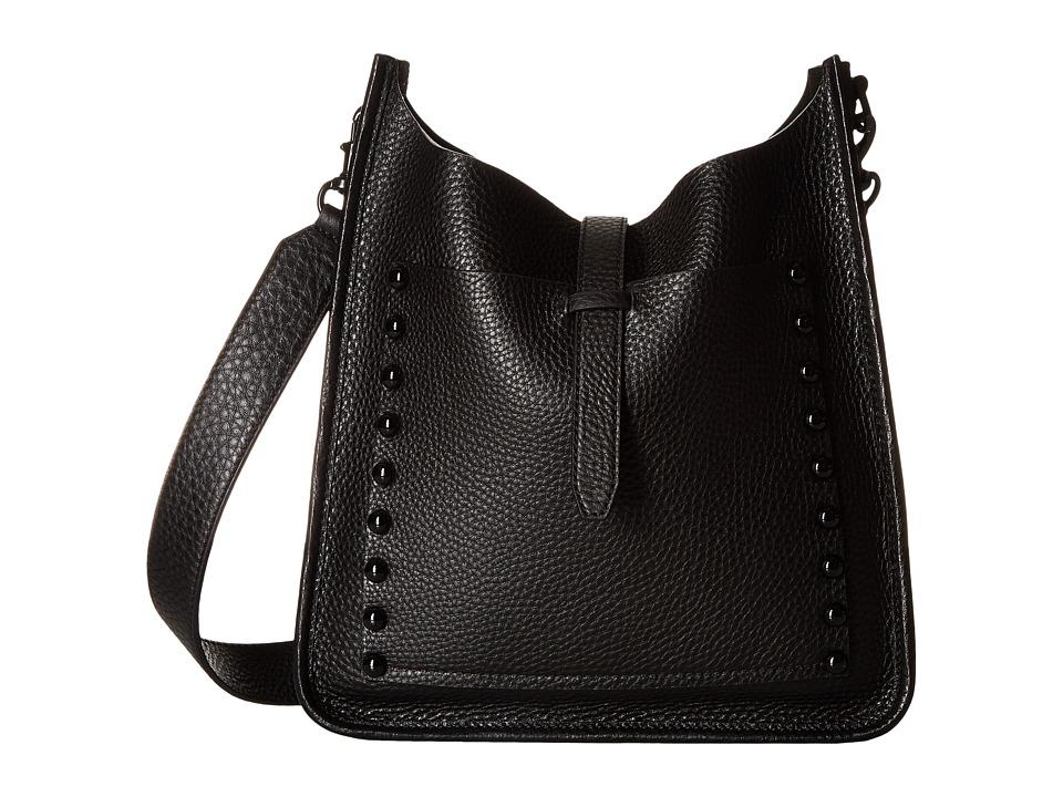 Rebecca Minkoff - Unlined Feed Bag (Black) Bags