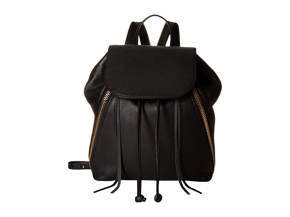 Rebecca Minkoff - Bryn Backpack (Black) Backpack Bags