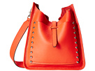 Rebecca Minkoff Unlined Feed Bag (Poppy Red)