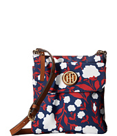 Tommy Hilfiger - Ivy - Welsley Floral Heavy Nylon North/South Crossbody
