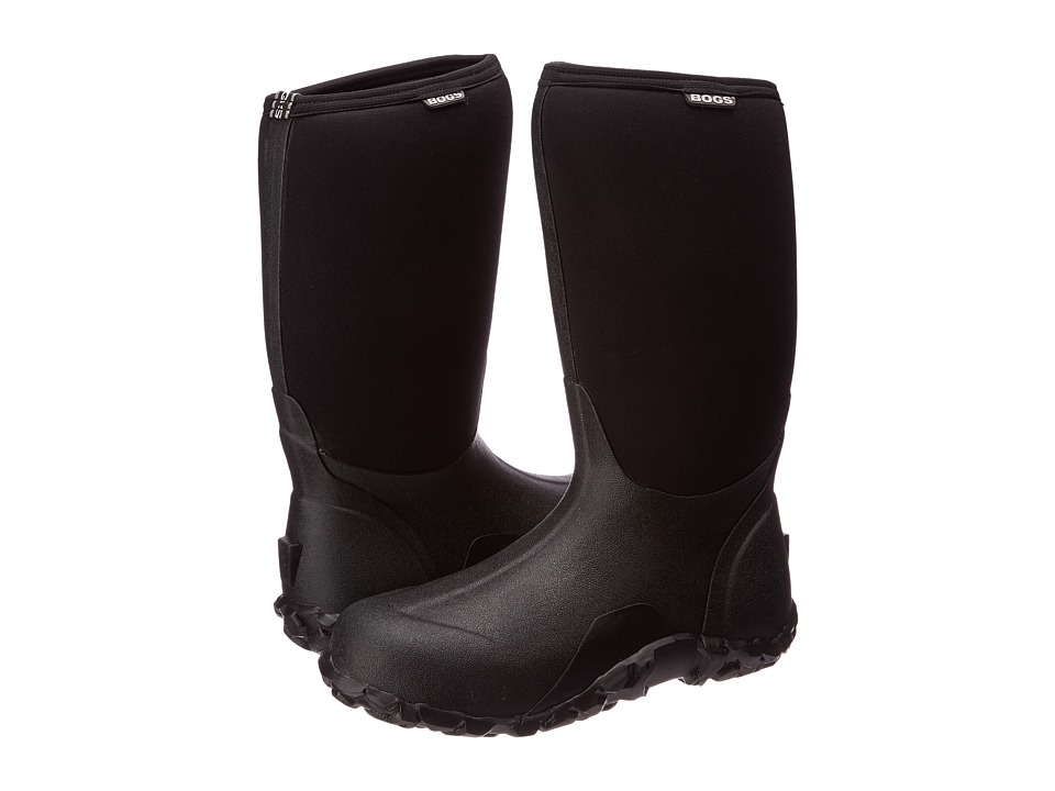 Bogs - Classic High (Black) Men's Waterproof Boots