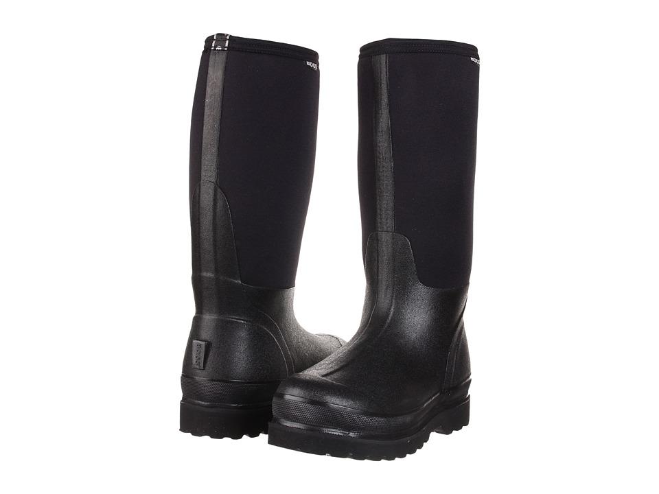 Bogs - Rancher (Black) Mens Rain Boots